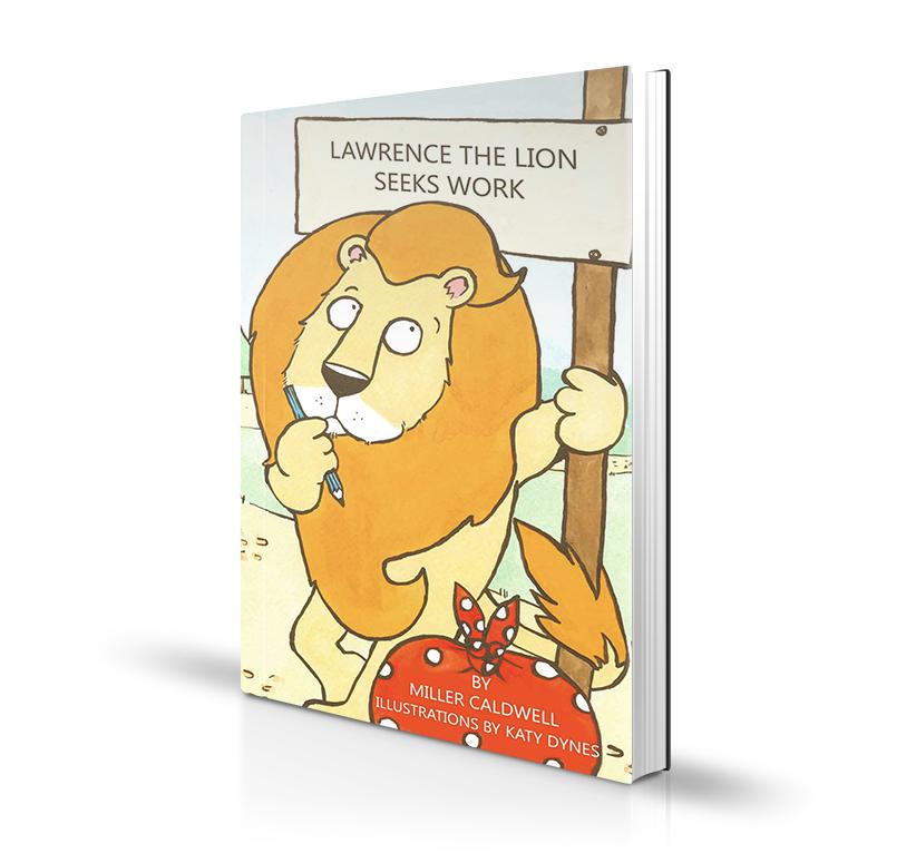 Lawrence the lion seeks work